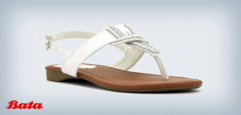 Bata Shoes Summer Collection 2013 for Women Sandals for Girls