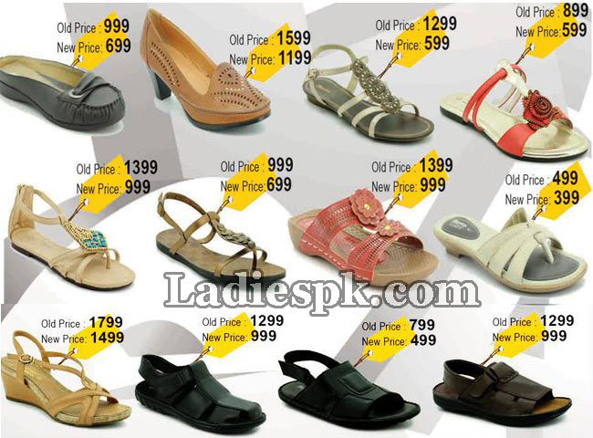 bata shoes summer collection 2013 for women with price in pakistan Bata Shoes Summer Collection 2013 for Women with Price in Pakistan