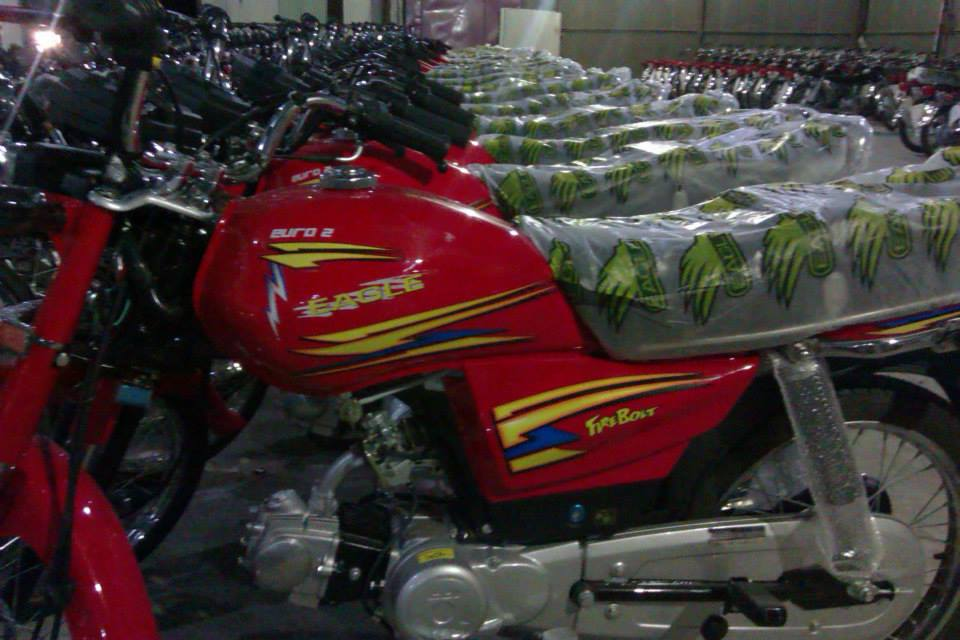 Fire Bolt Bike