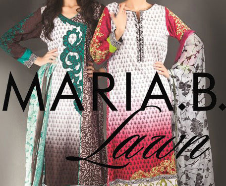 MARIA.B-Summer Lawn-collection 2013 For Girls