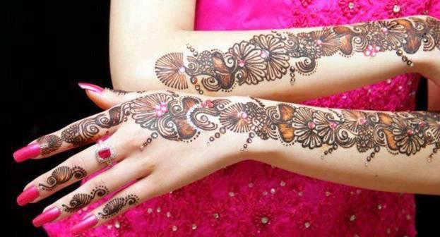 Party-Henna-Mehndi-Eid-Design-2013-4