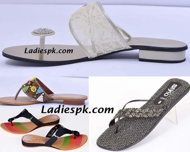 Stylo-Latest-Summer-Collection_2013 for Girls Women  Flats Slippers