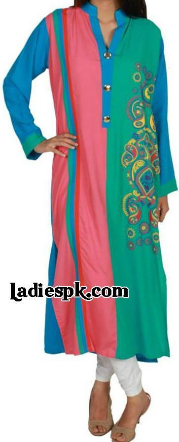 women kurtas designs 2013 Summer Trend Long kurtis style fashion Girls Choori Pajama India