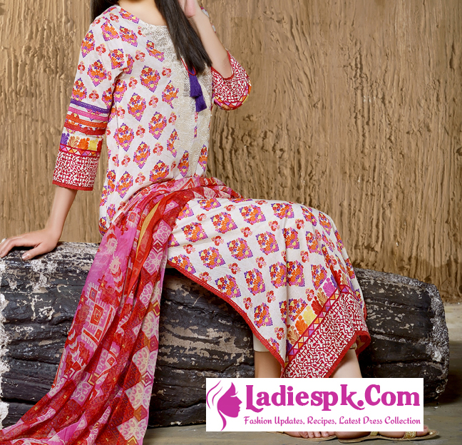 Beautiful Khaadi Eid Dresses Collection 2013 Volume 2 for Women