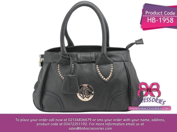Black bnb accessories Fashion handbags Trends Eid Collection 2013 for Girls Women