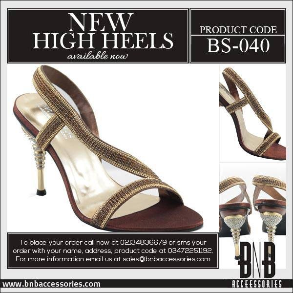 BnB-Accessories-Eid-Footwear-Collection-2013-For-Women and Girls High Heels