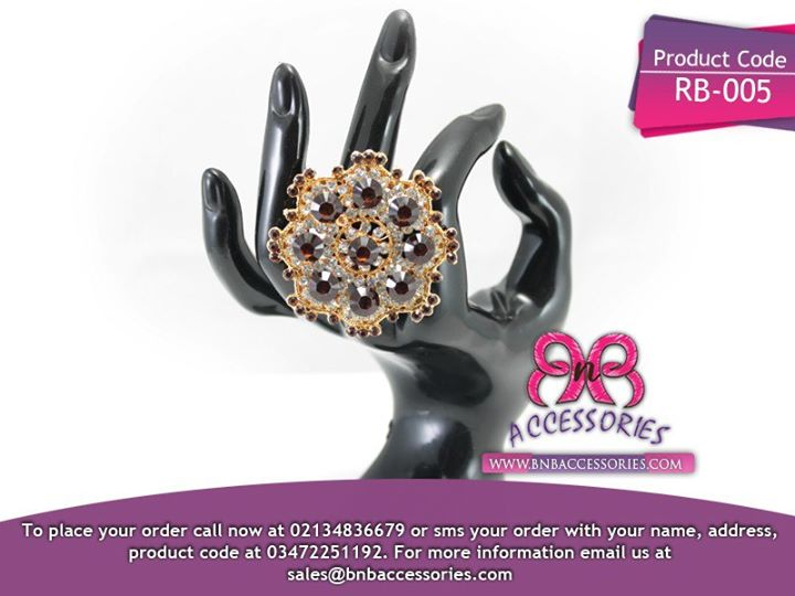 BnB Accessories Eid Rings 2013 finger ring eid jewellery Women
