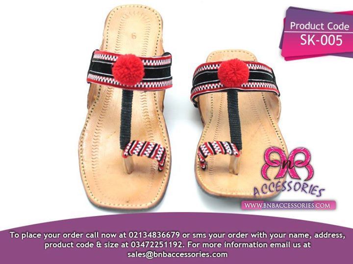 BnB-Accessories-Flat Slippers-Eid-Footwear-Collection-2013-For-Women and Girls Wedding Party