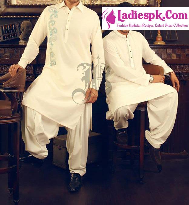 Bonanza Eid Collection 2013 for Men  shalwar-kameez Kurta