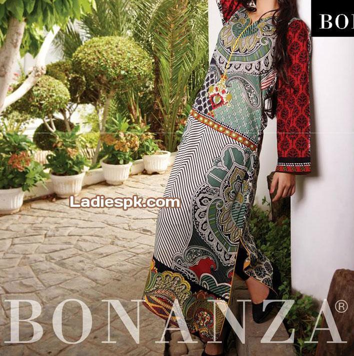 Bonanza-Eid-Collection-Lawn-2013-for-Women-trendy-shalwar-trousers