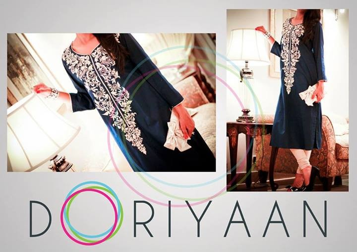 Doriyaan-Eid-Collection-2013-for-Women
