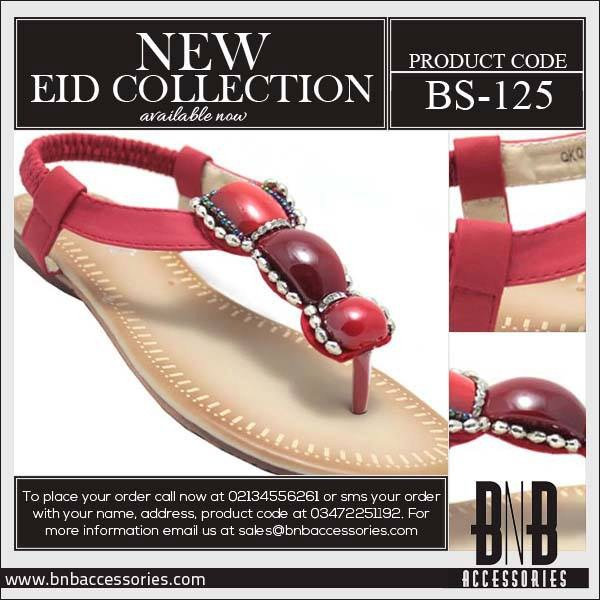 Eid-Footwear-women flat sandals-2013-For-Girls Summer