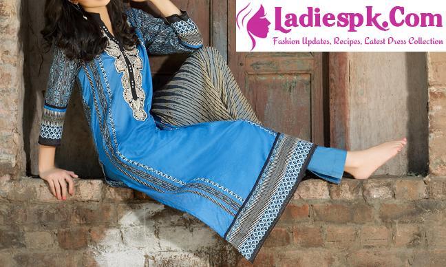 Fancy Khaadi Eid Dresses Collection 2013 Volume 2 for Women