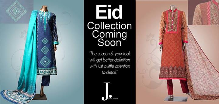 JJ Junaid Jamshed Eid Collection 2013 Lawn for Women