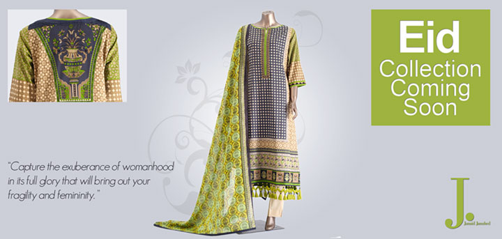 junaid jamshed eid collection 2013 women lawn JJ. Junaid Jamshed Eid Lawn Prints Collection 2013