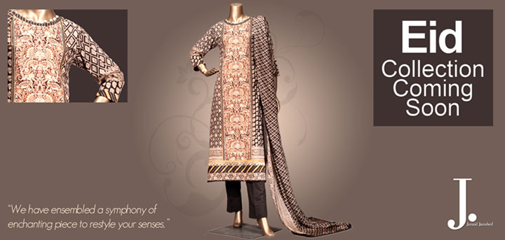Junaid-Jamshed-Eid ul Fitr-Collection-2013 Women