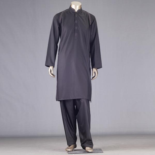 junaid jamshed shalwar kameez design fashion for men 2013 Junaid Jamshed shalwar kameez Suit for men 2013