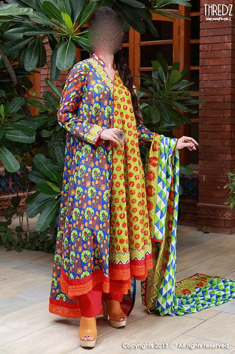 Latest new arrivals Dresses Fashion Designs Trend 2013 for Girls Women in Pakistan