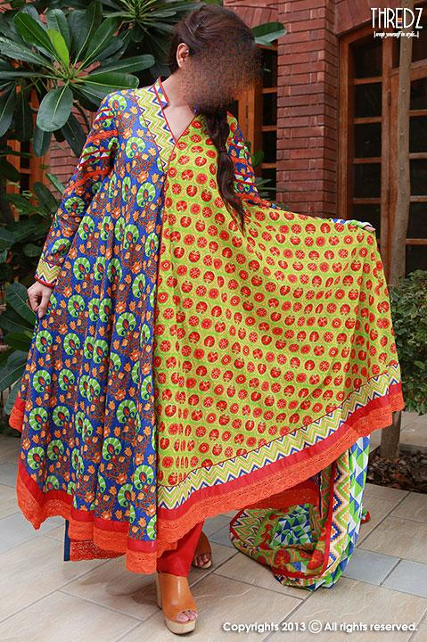 Latest new arrivals Dresses Fashion Designs Trends 2013 for Girls Women in Pakistan India