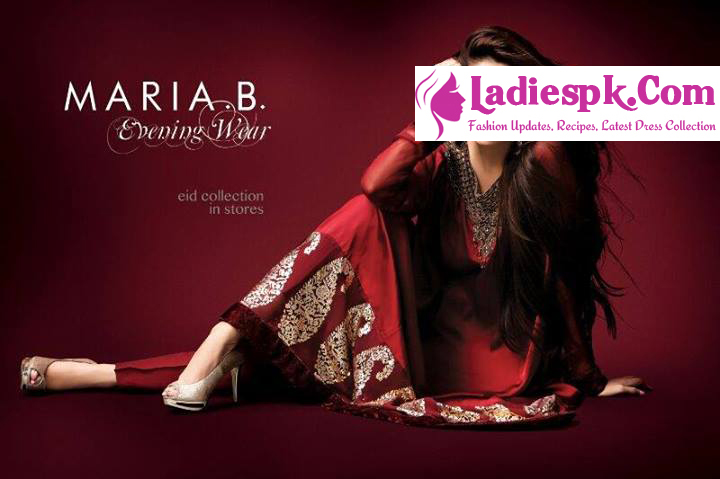 maria b eid collection 2013 MARIA B Beautiful Fancy Eid Collection 2013 for Girls & Women