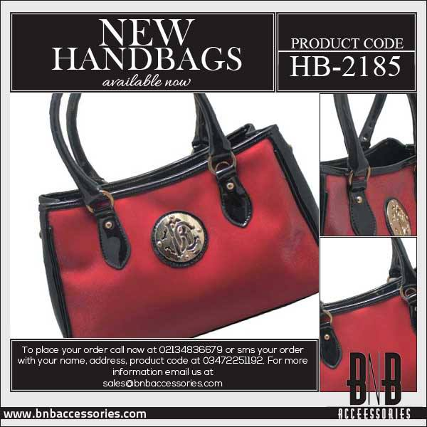 New bnb accessories handbags Eid Collection 2013 for Girls Women Red