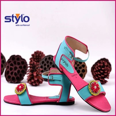 Stylo Foot Wear Eid Collection 2013 For Women -