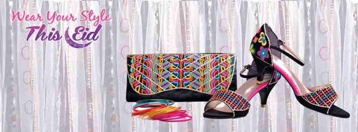 stylo shoes Eid collection 2013 for Women and Girls