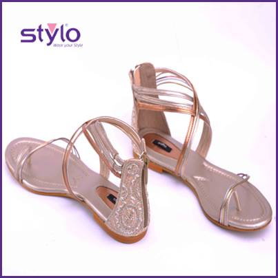 stylo shoes Eid collection 2013 for Women Girls