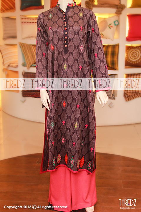 thredz eid collection 2013 for women with prices rs5594 Thredz Eid Collection 2013 for Women & Girls with Prices