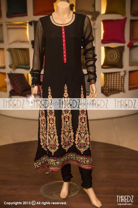 Thredz-Eid-Dresses Collection-2013-for-Women