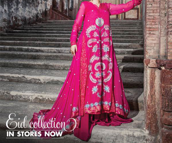 Bareeze-New-Eid-Collection-2013-for-Women-Pink