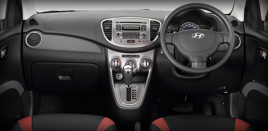 Hyundai i10 Dashboard