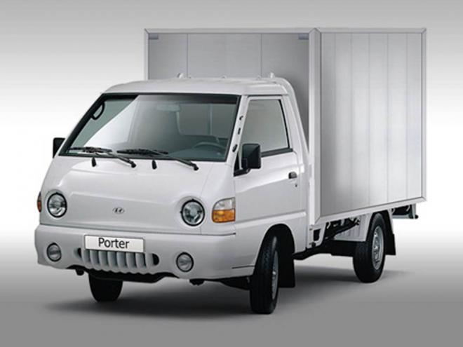 Hyundai Shehzore