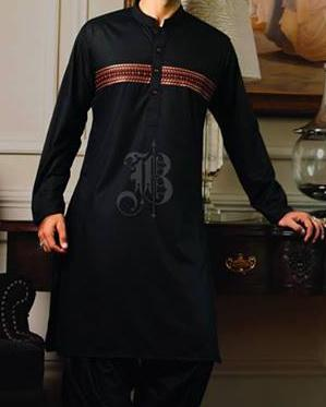bonanza kurta shalwar 2013 winter collection for Men and Boys