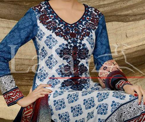 Lala-Textiles-new-winter-collection-2013-2014-La-Femme-by-Lala-for-Girls