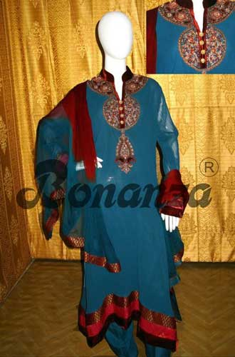 Bonanza New Arrivals Winter Collection 2013 2014 for Women Rs. 8,900