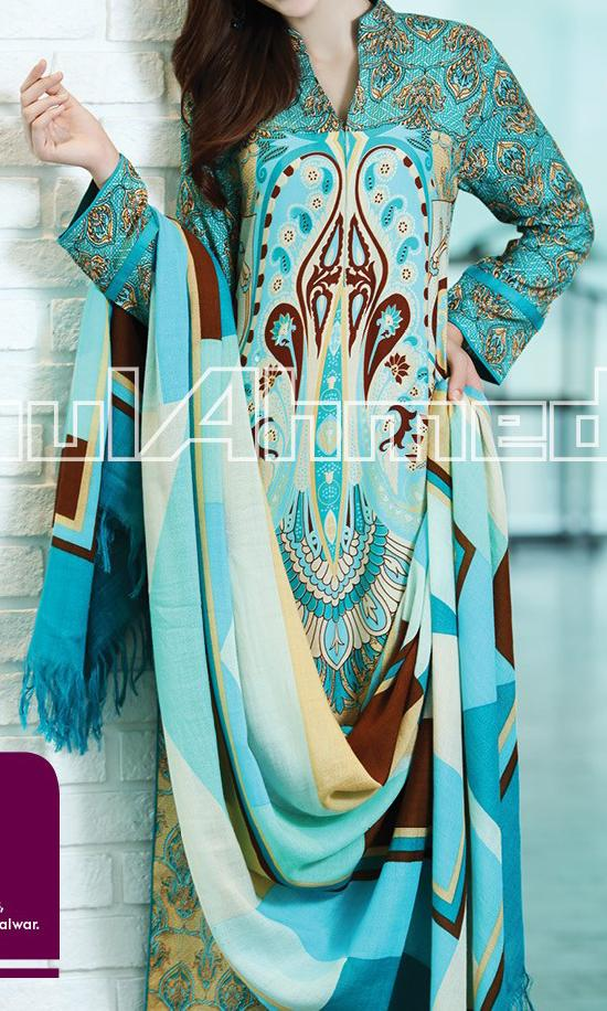 Gul-Ahmed-Pashmina-Shawl-4,800--FALLWINTER--COLLECTION-2013