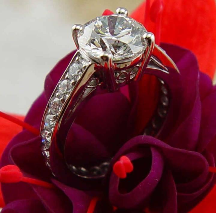 Diamond Rings Prices In Pakistan Lahore