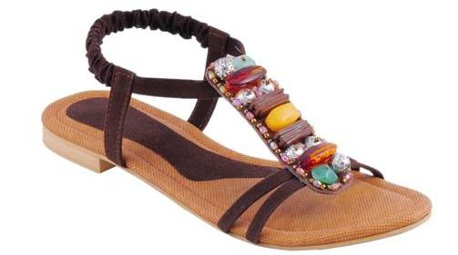 GuL-Ahmed-2014-Winter-Sandals-Slippers-Collection for Women