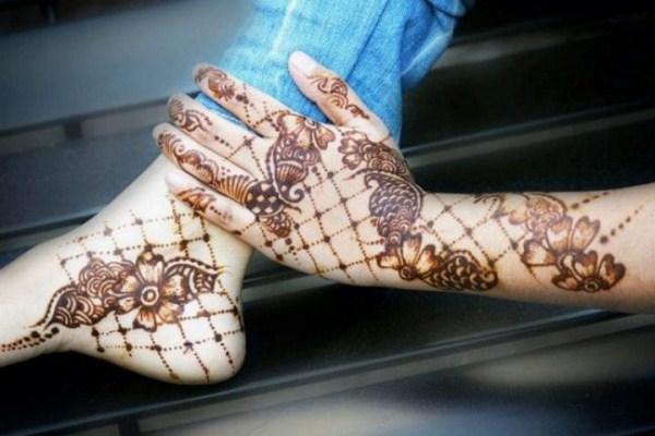 Latest bridal mehndi designs 2014-Mehndi-Designs-For-Girls-