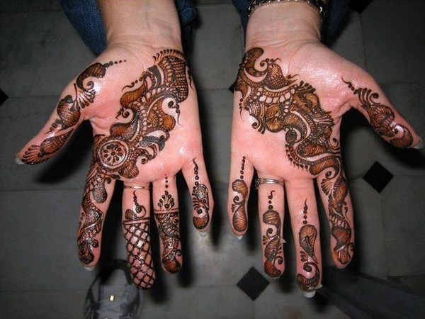 New bridal mehndi designs-2014-Mehndi-Designs-For-Girls for Hands