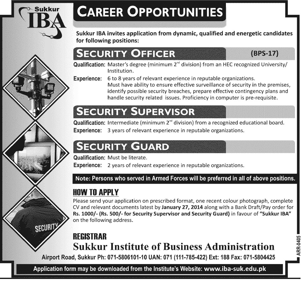 sukkur institute of business administration jobs1 Jobs In Sukkur Institute of Business Administration IBA