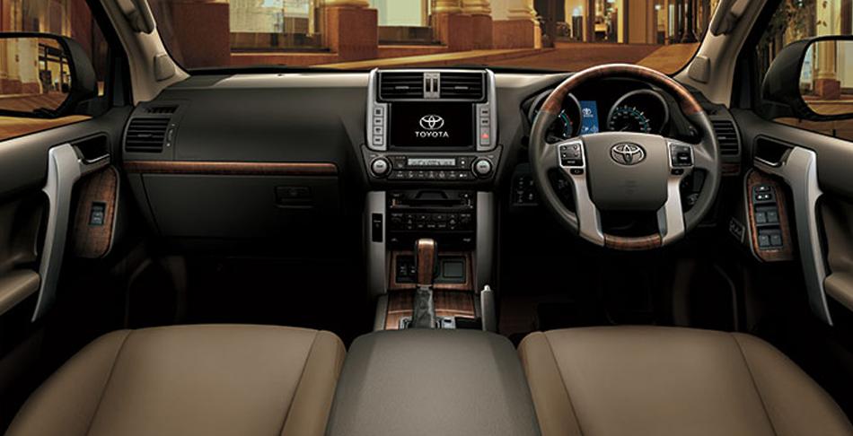 Toyota Prado 3.0L VX 2014