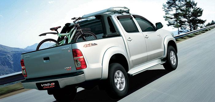 Toyota Vigo Champ GX 2014 Price in Pakistan  Specs
