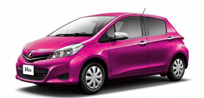 Toyota Vitz 2014 Price in Pakistan & Features