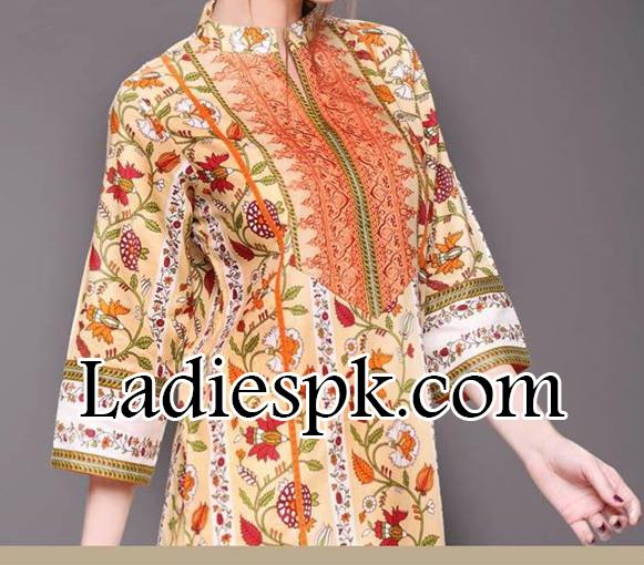 Yahsir Waheed Spring Summer Lawn Dresses Collection 2014 for Women