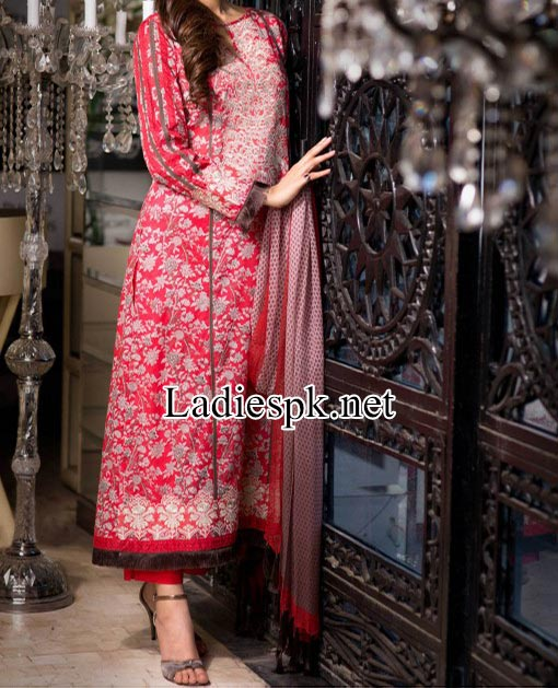 Khaadi Lawn - Eid Collection 2014 for Women and Girls Kameez Shalwar Designs Price