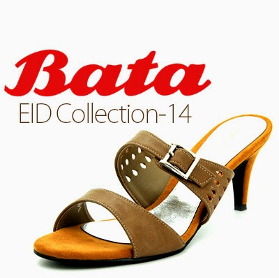 Bata Shoes - Eid Collection 2014 for Women and Girls with Price