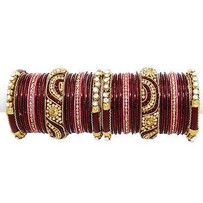 Colorful Crystal Bangles Set Designs 2014 for Party & Wedding Eid 2015 for Girls