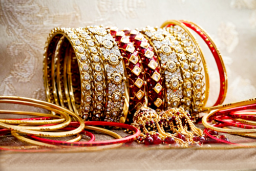Colorful Crystal Bangles Set Designs 2014 for Party & Wedding Eid 2015